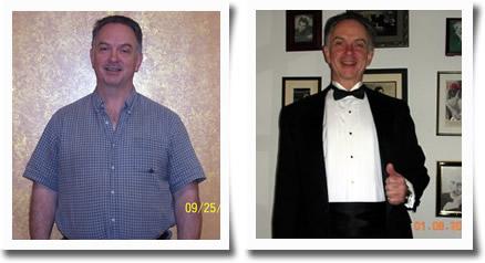 John - 57 lb. Weight Loss