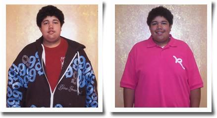 Tate - 35 lb. Weight Loss