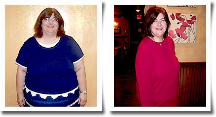 Nancy - Weight Loss Success