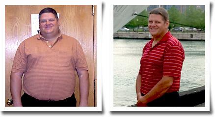 Tim - 108 lbs. Weight Loss