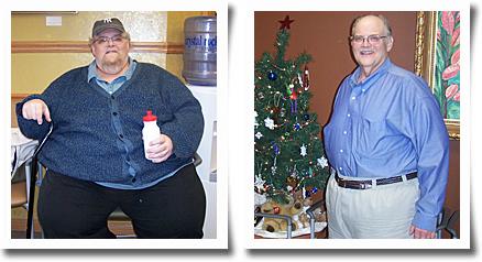 Roy Weight Loss Success