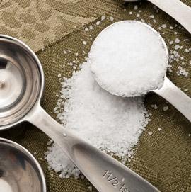 Toss the Salt for Weight Loss