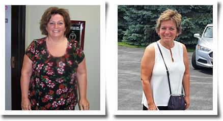 bernice c weight loss success